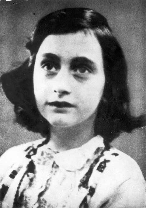 Anne Frank A History For Today