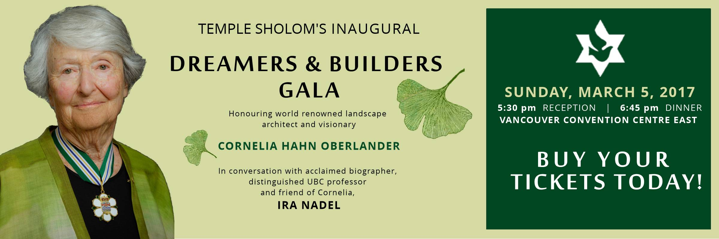 Dreamers and Builders Gala
