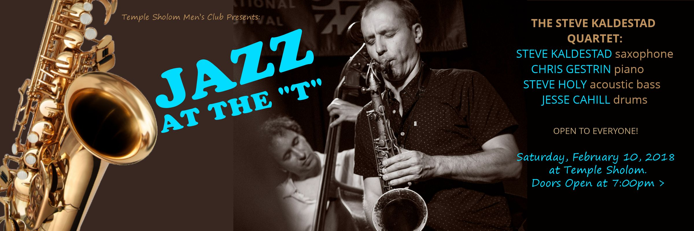 "Jazz at the ""T"""